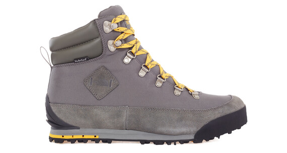 The North Face Back-To-Berkeley NL - Chaussures Homme - gris